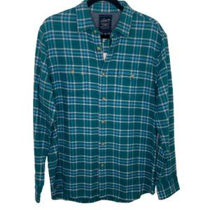 Grayers Heritage Men's Cotton Plaid Regular Fit